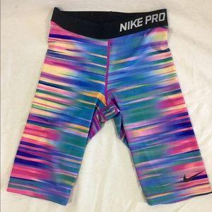 Nike Pro Dri Fit Compression Shorts